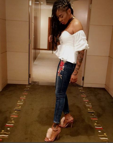 Tiffany Storms Social Media With Photo Which Displays Her Natural Curves