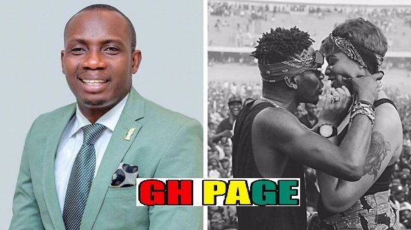 Stop calling yourself Shatta Wale's wife because you are not -Counselor Luttordt fires Michy