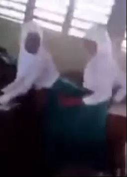 """Photos+Video: 13 Islamic students in trouble for dancing """"One Corner"""" in class"""