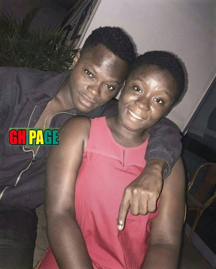 Rapper Awal said to be secretly dating Kumawood's Maame Serwaa