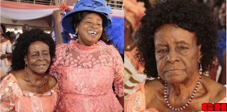Meet Mama Esther's 102-year-old mother who gave birth to her when she was 50 years (Photos)