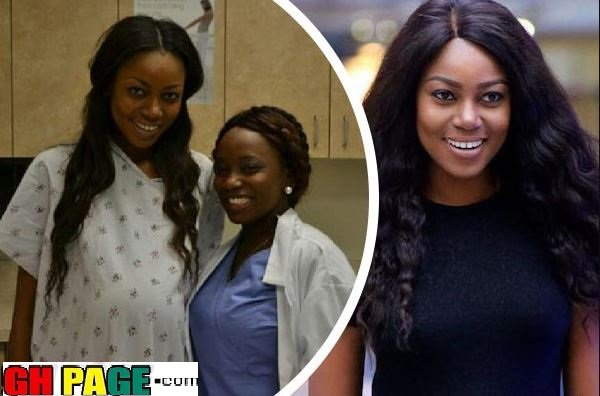 Yvonne Nelson is now a mother — Gives Birth to a Bouncing Baby Girl