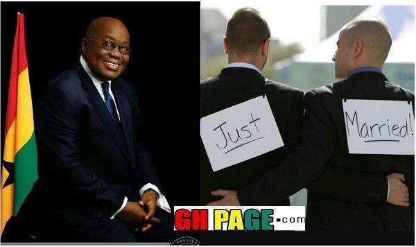 Homosexuality Bound To Be Legalized In Ghana - President Akufo-Addo