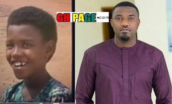 Missing-Tooth Photo Of John Dumelo