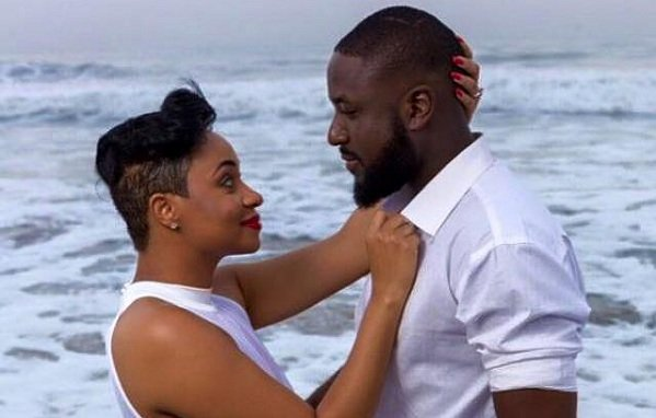 Elikem finally breaks silence on his divorce rumors - He has this to say about Pokello
