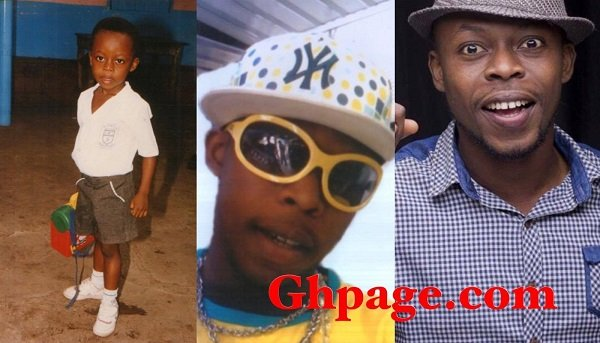 Throwback Photos Of Kalybos Before He Gained Fame