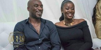 Gossip: Kwabena Kwabena set to marry his manageress Frema Ashkar, the same lady who caused his divorce?