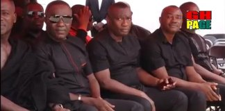 Video:Dr Osei Kwame Despite and Ofori Sarpong Donate To KABA's family