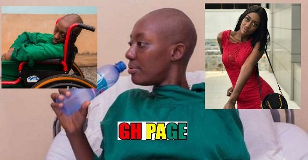 Movie Role: Regina Van-Helvert of GhOne goes bald as she 'battles with Cancer'