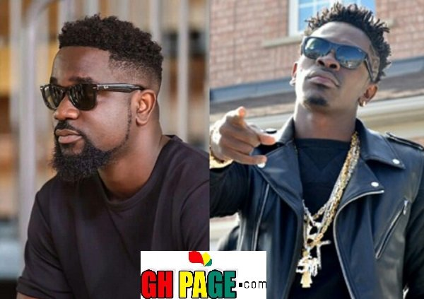 Sarkodie tells Shatta Wale to be 'serious' in life