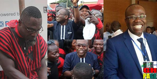 Countryman Songo's and Kwesi Nyantakyi unite with a dance (Video)