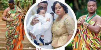Video: My First Son's Father Is Dead - Vivian Jill Reveals