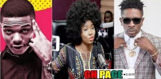 Yemi Alade Reacts To Shatta Wizkid Beef