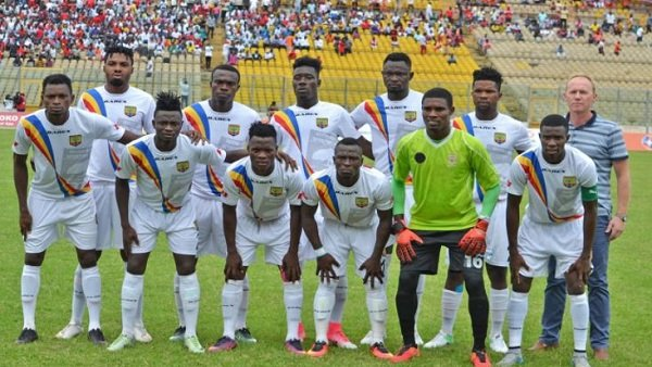 Accra Hearts of Oak player caught in smoking scandal