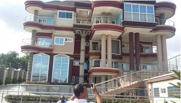 Take A Look Inside Osei Kwame Despite's Luxury Mansion In Kumasi (Photos) -  GhPage