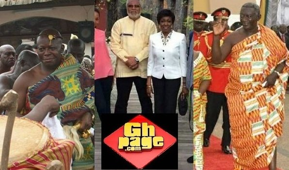 Photos: See The Top Ten Richest Family In Ghana