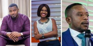 These 9 Ghanaian celebrities have lookalikes who can easily pass as their twins[Photos]