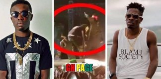 This Is What Criss Waddle Has To Say About Shatta Wale Slapping His Bodyguard