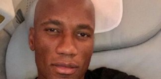 You Can't Afford To Set Your Eyes Off Chelsea's Legend Didier Drogba With A New Look(Photos)