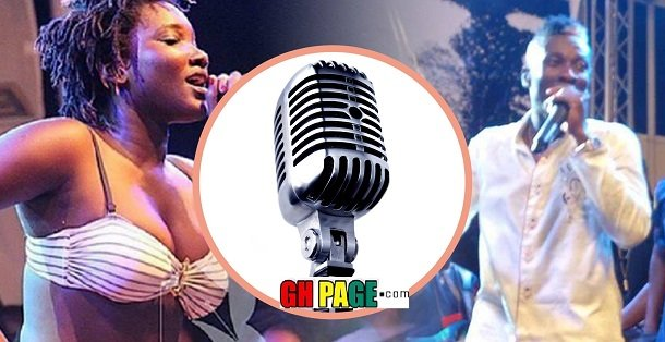 Video: Ebony Reigns Performs 'Date ur fada' With Asamoah Gyan Baby Jet