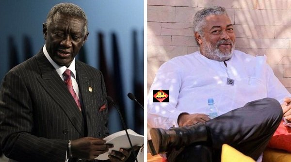 J.A Kufuor explains why he can't be friends with J.J Rawlings