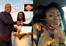 Kwame Sefa Kayi Doesn't Fit For Best Journalist Award In Ghana- Vim Lady