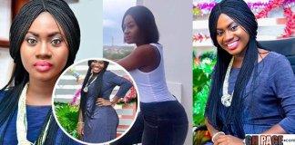 Martha Ankomah flaunts big curvy 'butt' in new photos