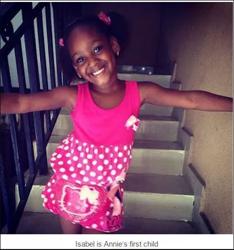 Meet 2Face Idibia's Seven Cute Children – Just See How Big They Are Now