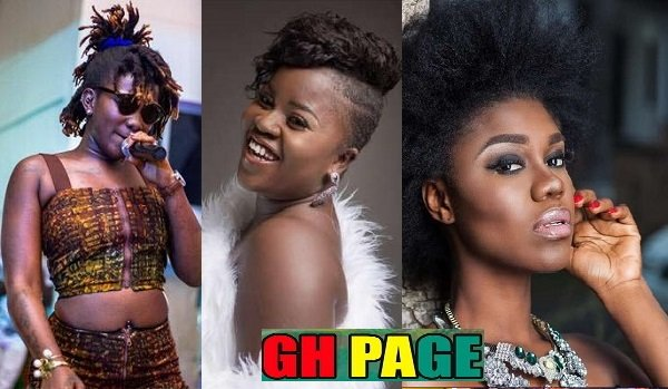 Top 5 Ghanaian Female Musicians Who Do Not Write Their Own Songs