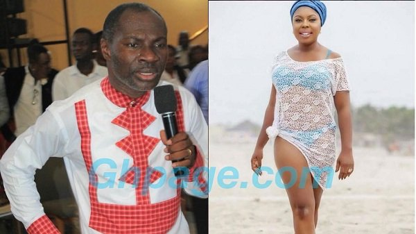 Politician and Afia Schwarzenegger fight over Prophet Badu Kobi -This is all you need to Know