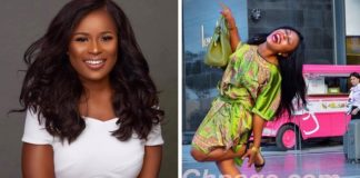 Afia Schwar has revealed Berla Mundi is blackmailing a married man she slept with - Could it be with a $ex tape?