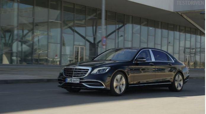 Take A Good Look Into Dr. Osei Kwame Despite's New 2018 Mercedes-Maybach S 650(PHOTOS)