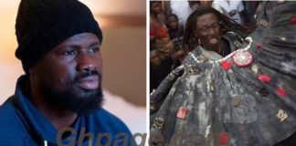 Emmanuel Eboue was cursed by ex-girlfriend ~ Fetish Priest, Kwaku Bonsam reveals