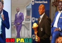 Ghanaian Footballers Who Can Be State President