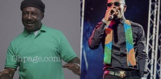 """""""You are not a Dancehall King, you just a just an imitator"""" - Ambolley Shades Shatta Wale"""