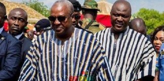 NDC attempted to print GHC 1 billion cedis for 2016 campaign - Report
