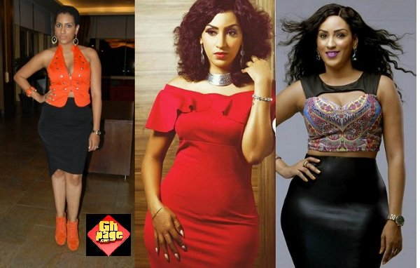 Juliet Ibrahim Slays In New Year Photo And She Looks Gorgeous