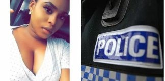 Lady Slaps And Warn A Policeman For Touching Her A$$