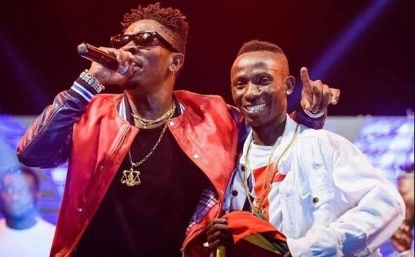 Patapaa Claims Shatta Wale Will Soon Buy Him A Car Says Shatta Is His Daddy