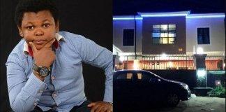 Actor Osita Iheme Opens His New Hotel In Owerri (Photos)