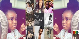 Sarkodie daughter Titi looks grown adorable new photo