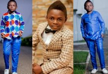 Photos: Kumawood Star Yaw Dabo Glows In These African Wears And He Looks So Cute