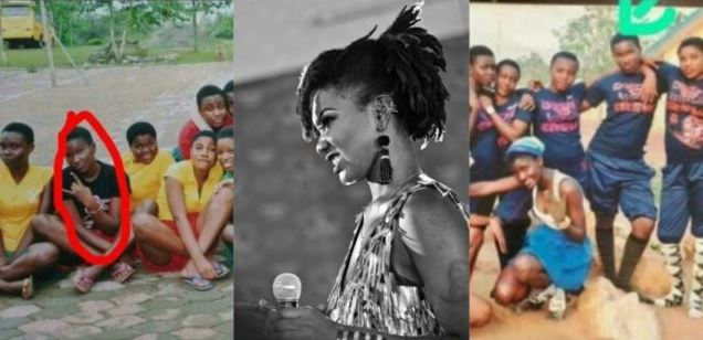 Tears Can't Stop Flowing As Schoolmates Share Lovely SHS Moment of Ebony (Photos)