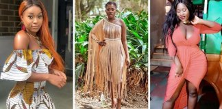Clash of the Slay Queens: Sista Afia, Efia Odo And Fella Makafui spotted In A Meeting(Video)