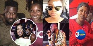 Ghanaian Celebrities Sends Their Messages Of Condolence To Ebony