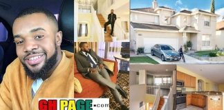 Photos: Nigerian Actor, Williams Uchemba Flaunts His Newly Acquired Luxurious Mansion In The U.S