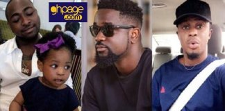 Davido Fires Sarkodie Fan Who Compared Him To The Rapper