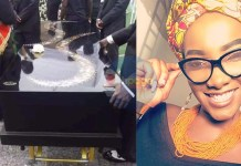 Manufacturers of Ebony's casket tell secret behind black colour
