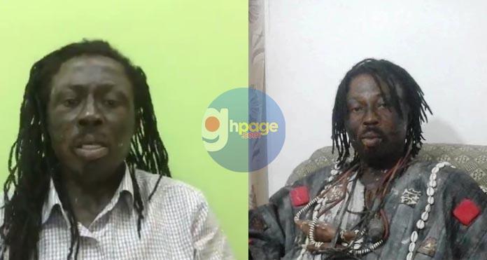Video: Kwaku Bonsam dances to Shatta Wale's songs and praises Zylofon CEO Nana Appiah Mensah
