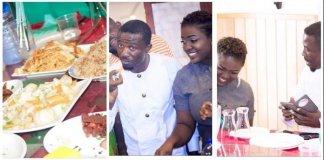 Photos from Kwaku Manu's birthday